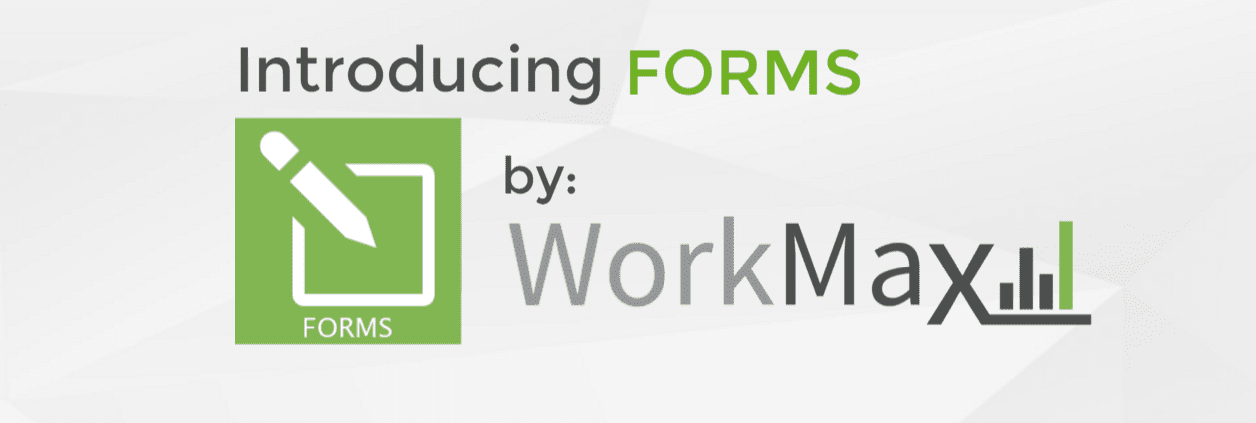 Introducing FORMS by WM