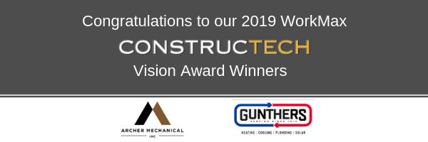 Constructech Vision Award Archer Gunthers