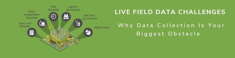 Live Field Data Challenges Header