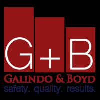 Case Study - Galindo & Boyd logo